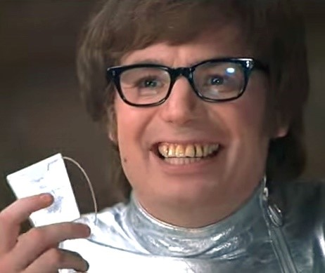 """""""Okay, I get it! I have bad teeth!"""""""